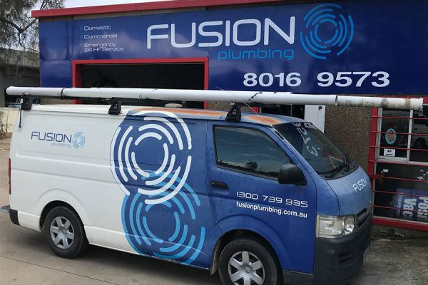 Fusion Plumbing Blacktown - Domestic and Commercial